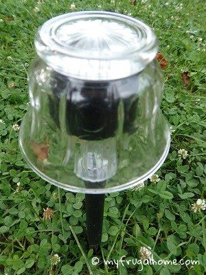 Punch Cup Solar Lights