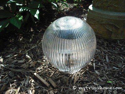 How To Make A Solar Gazing Ball