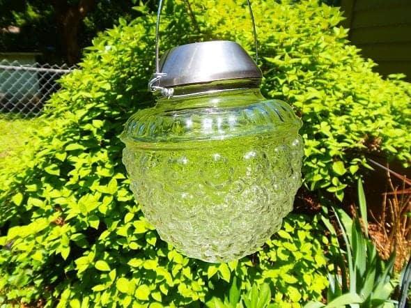 Homemade Solar Lantern