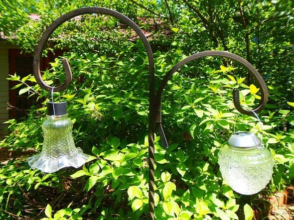 How to Dress Up Cheap Solar LightsHow to Dress Up Cheap Solar Lights