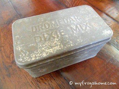 Dromedary Dixie Mix