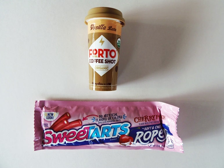 Sweet Tarts and Coffee