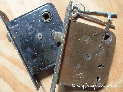 Antique Mortise Locks