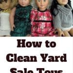 Yard Sale Toys
