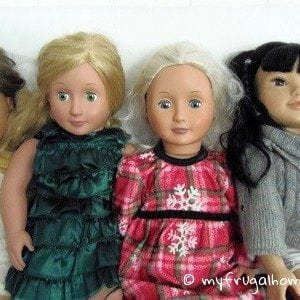 Yard Sale Dolls