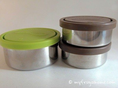 Kid Conserve Containers