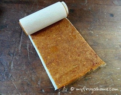How to Make Fruit Leather in the Oven