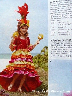 Chachacha Dancer Catalog Photo