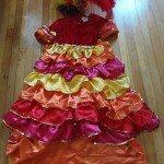 Cha-Cha-Cha Dancer Costume