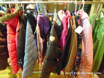 Consigned Coats