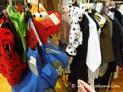 Consigned Halloween Costumes