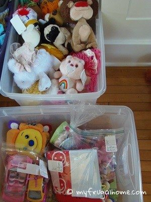 Consignment Toys and Stuffed Animals