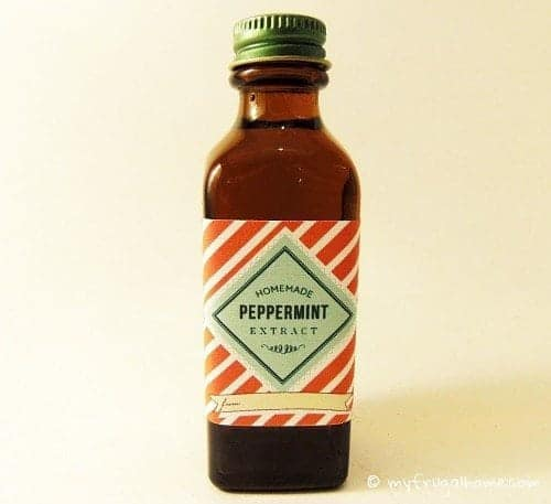 How to Make Peppermint Extract