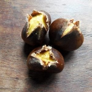 Microwave the Chestnuts
