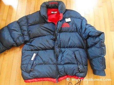 South Pole Coat
