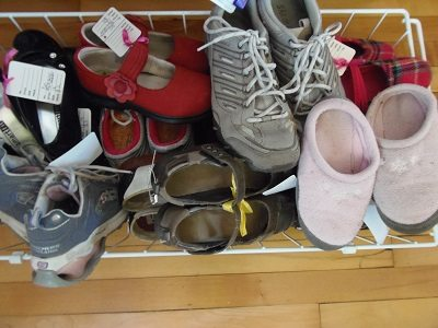 Shoes for Consignment Sale