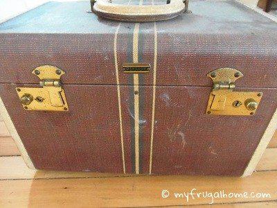 Osh Kosh Suitcase