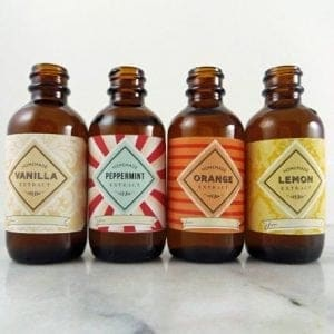 Printable Extract Labels