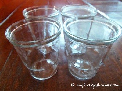 Vintage Ball Jelly Jars