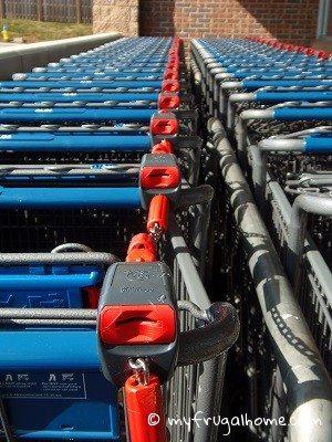 Aldi Shopping Carts
