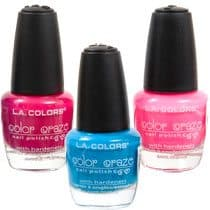 Brights Nail Polish Collection