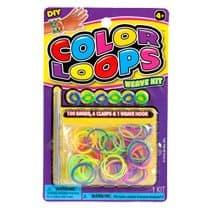 Color Loops Weave Kit