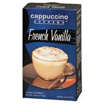Instant French Vanilla Cappuccino