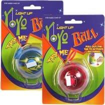 Light Up Yo Yo Ball