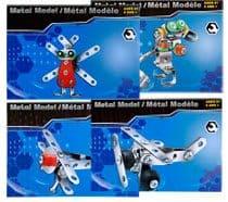 Metal Model Kits