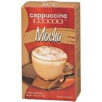 Instant Mocha Cappuccino