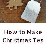 Christmas Tea Bags