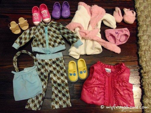American Girl Clothes
