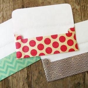 Gift Money Envelopes