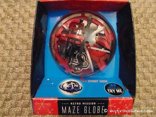 Maze Globe