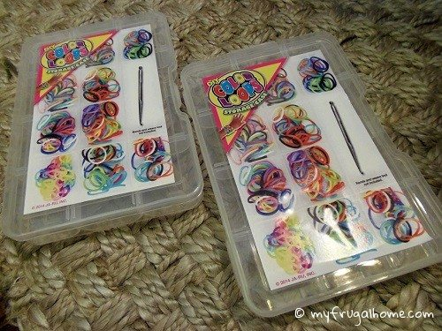 Loom Band Storage Boxes