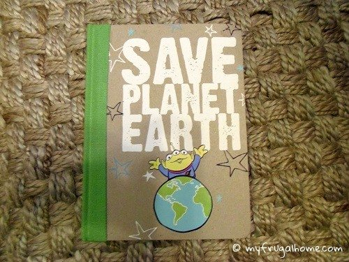Save the Planet Journal