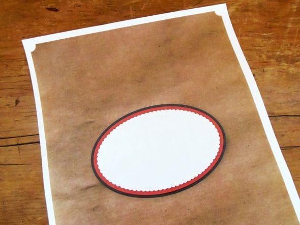 Brown Paper Dividers