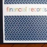 How to Organize Financial Records