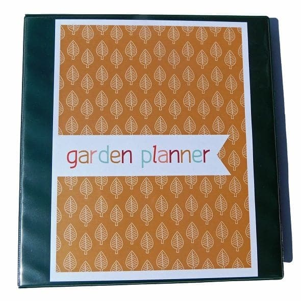 photo relating to Free Printable Garden Planner titled Free of charge Printable Back garden Planner