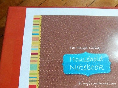 How to Set Up a Household Notebook
