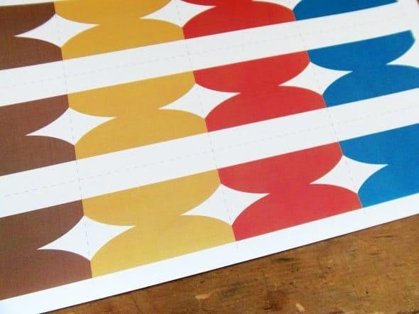 Blank Printable Tabs