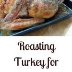 Roasted Turkey in a Pan