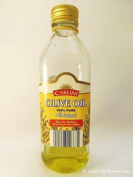 Aldi Olive Oil