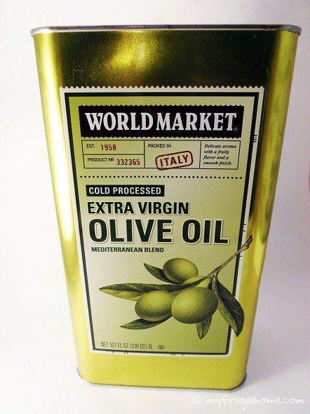 Bulk Olive Oil