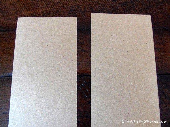 Cardstock Strips
