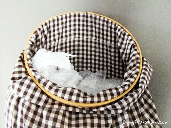 How to Store Plastic Bags