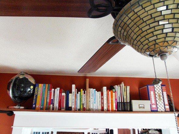 Over-the-Door Shelf