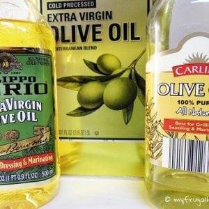 Save Money on Olive Oil
