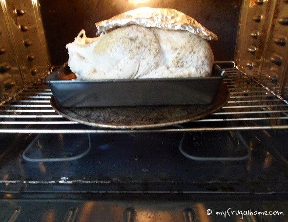 Stick the Turkey in the Oven