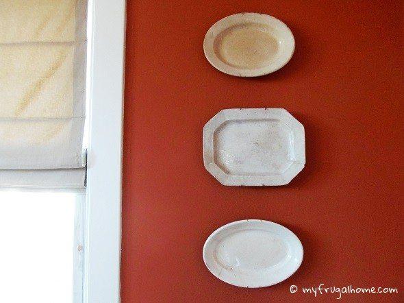 Ironstone Plates